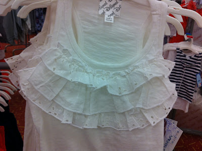 haircut in walmart antsi eyelet lace summer tank 1713