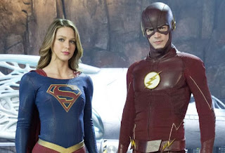 Supergirl, Flash, Flashpoint