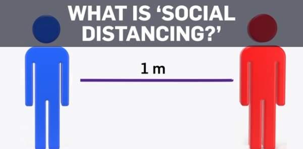 Arti social distancing, cara mencegah Corona