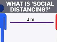 Arti Social Distancing, Cara Mencegah Virus Corona dari Anies Baswedan