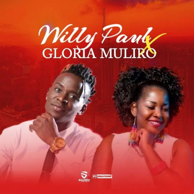 Willy Paul Ft Gloria Muliro- Wema #Arewapublisize