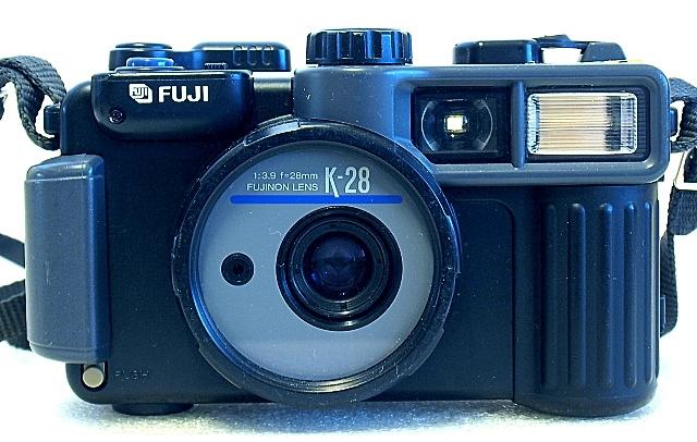 Fuji K-28, Front
