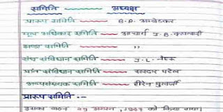 Polity Notes in Hindi