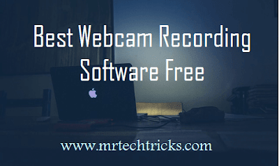 list of Best Webcam Recording Software Review
