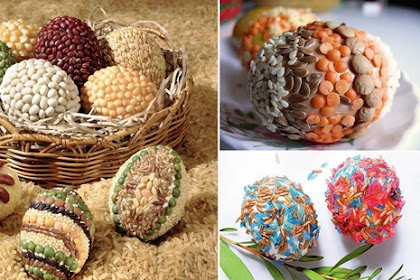 How to Dye and Decorate Easter Eggs Naturally