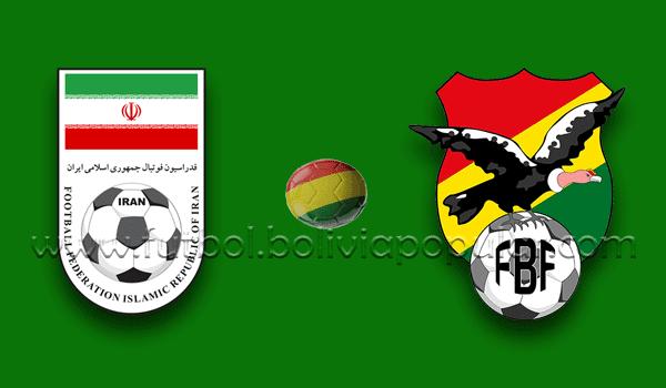 Iran vs. Bolivia - Amisto Internacional