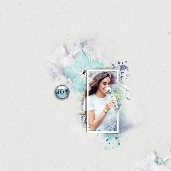 joy © sylvia • sro 2018 • garden of dreams by tiramisu design