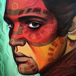 retratos-de-personas-artísticas-pinturas rostros-de-personas-artisticas-pinturas