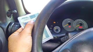 Motoristas com CNH