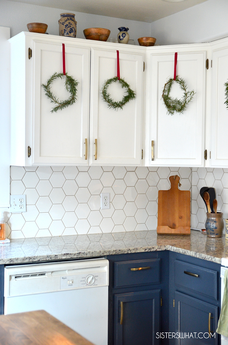 how to make simple fresh wreaths