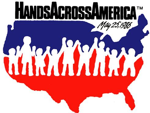 Every Day Is Special: May 25 – Anniversary of Hands Across America