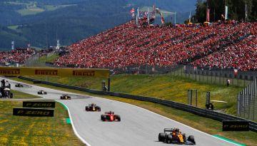 Horarios GP Austria 2020