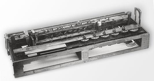 Stern Machine's | 1817