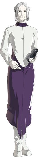 Kazuya Nakai como Halu-Elu Dolo-do, un patriarca alienígena Bilsard que viaja en la Aratrum.