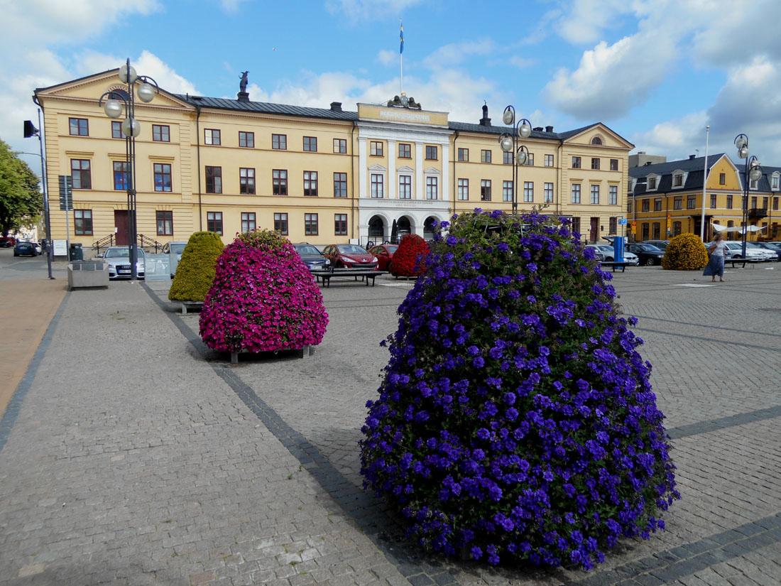 Stora Torg i Kristianstad