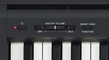 Đàn Piano Yamaha P45