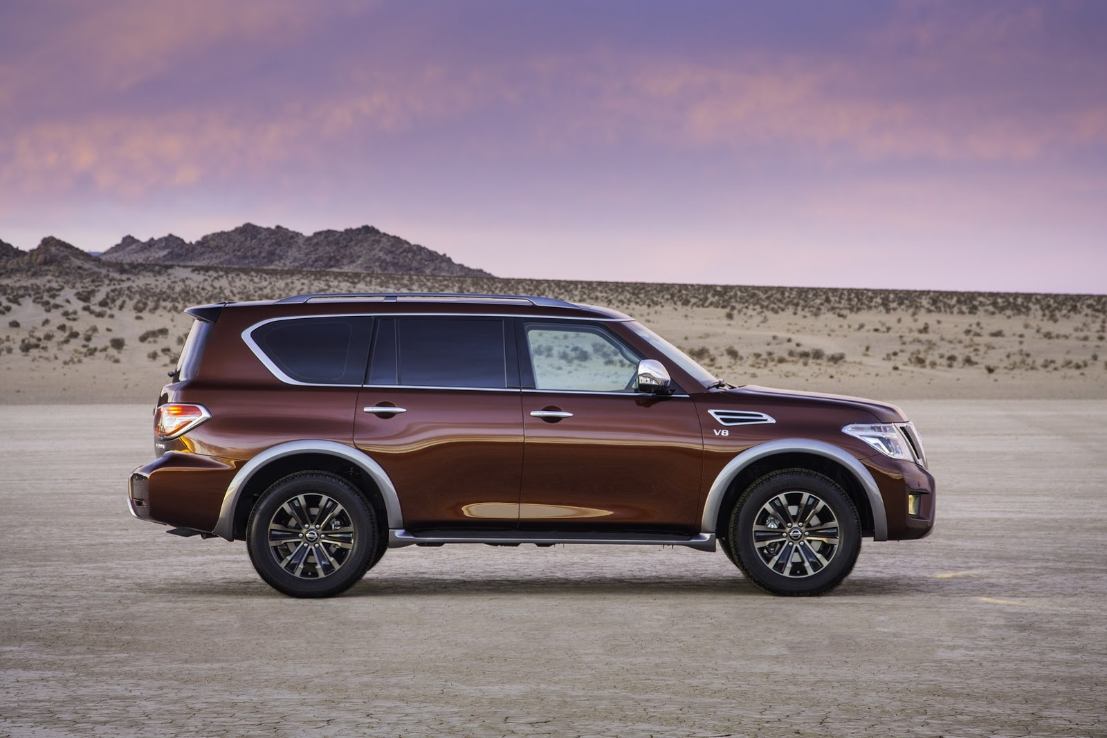 2017 Nissan Armada Is North America's Patrol Or The ...