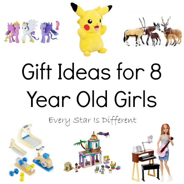 Gift Ideas for 8 Year Old Girls