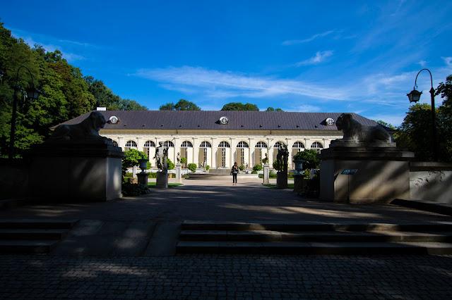 Fontana di Chopin-Parco Lazienki-Varsavia
