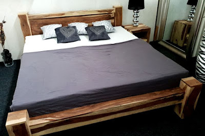 postele Reaction, postele z dreva, postele z masívneho dreva