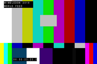 The Championships Wimbledon Eutelsat 7A/7B Biss Key 6 July 2019