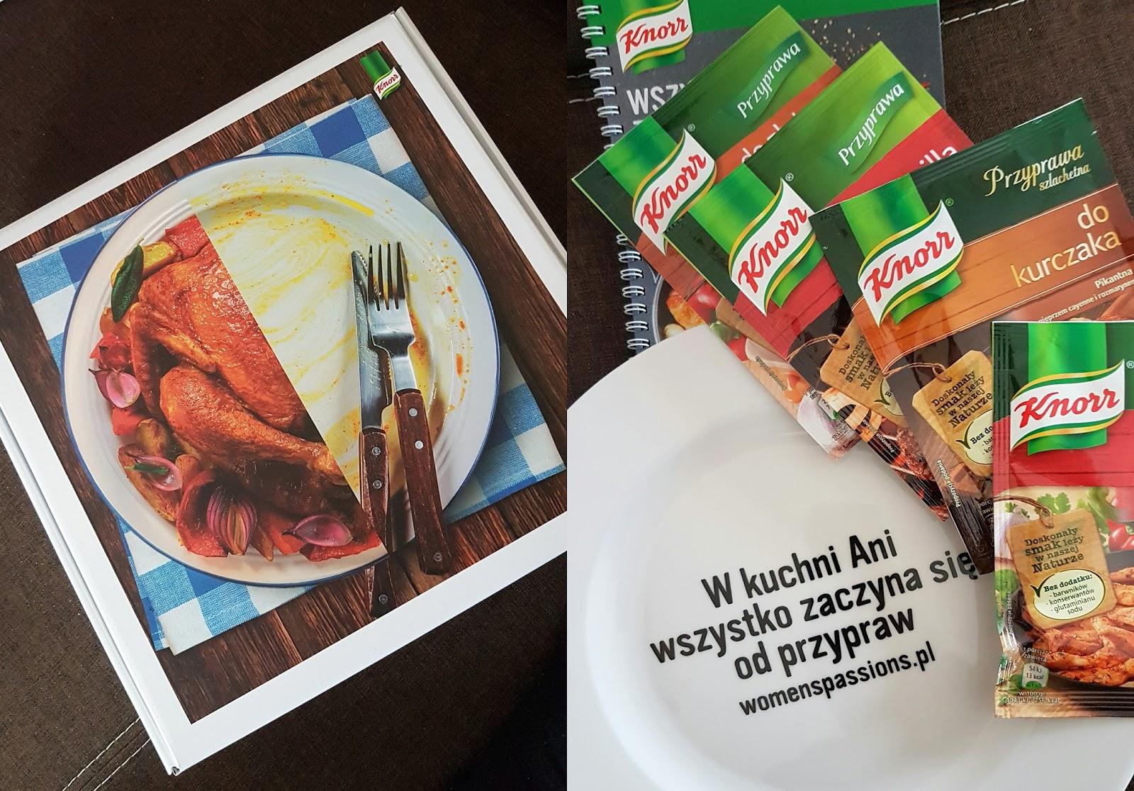 Womens Passions Knorr Bo W Mojej Kuchni Wszystko Zaczyna