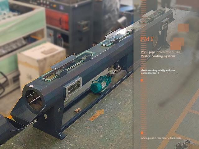 pvc pipe extrusion equipment