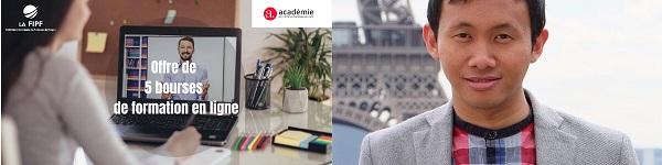 FIPF Elga Ahmad bourse academie Alliance francaise Paris temoignage