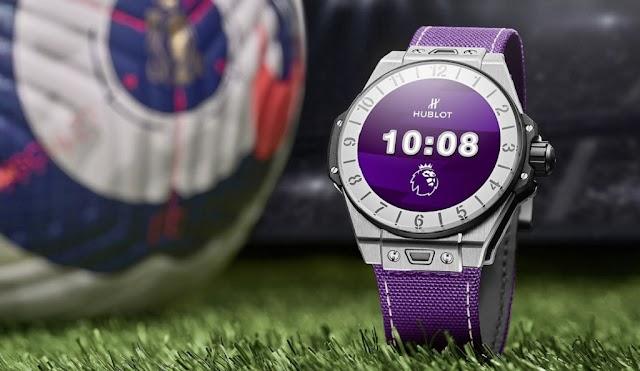 Hublot launches big bang Premier League watch