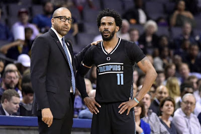 David Fizdale memphis contract