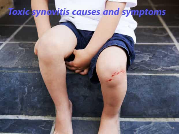 التهاب الغشاء المفصلي السام الأسباب والأعراض