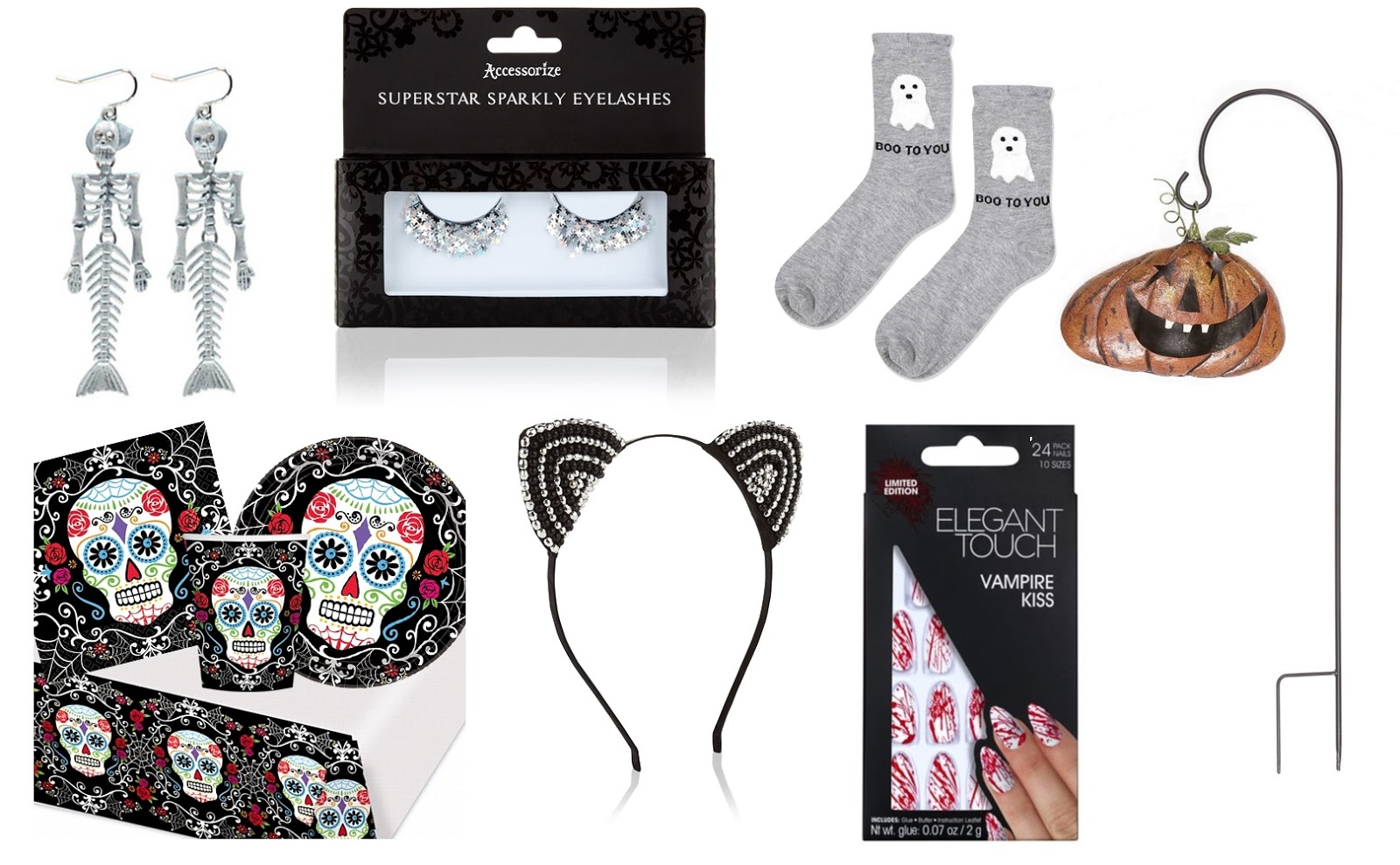 halloween wishlist