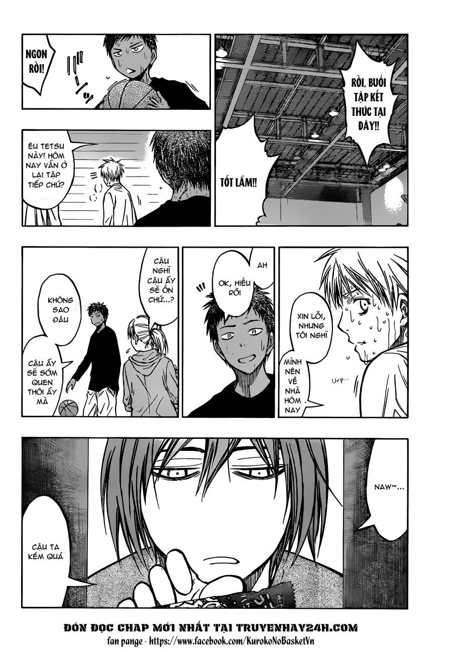 Kuroko No Basket chap 207 trang 15