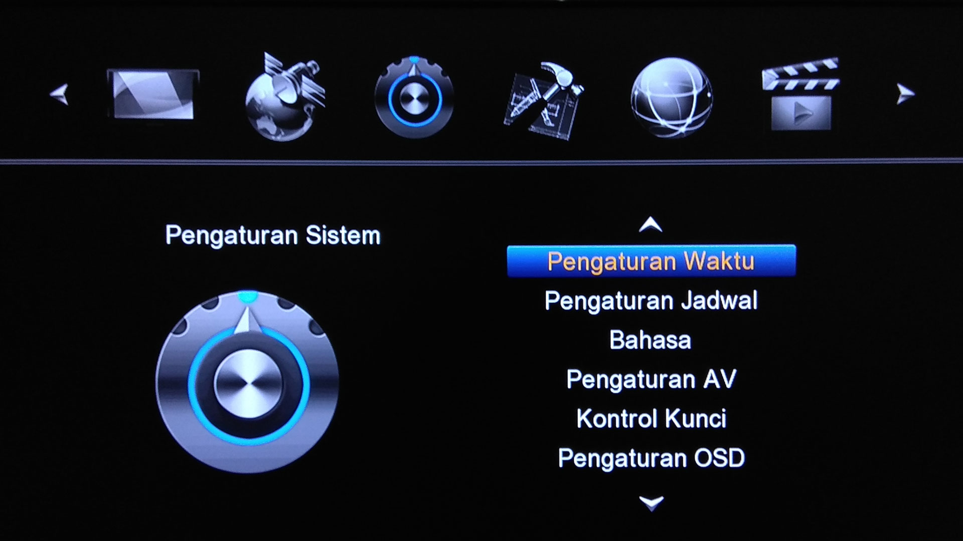 Firmware Next Kanky HD Software Receiver New Update