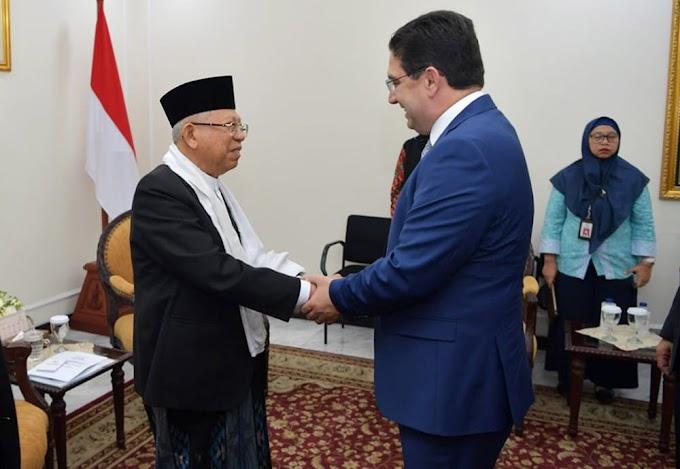 Ingin Tingkatan Kerjasama Berbagai Bidang, Menteri Luar Negeri Maroko Kunjungi Indonesia