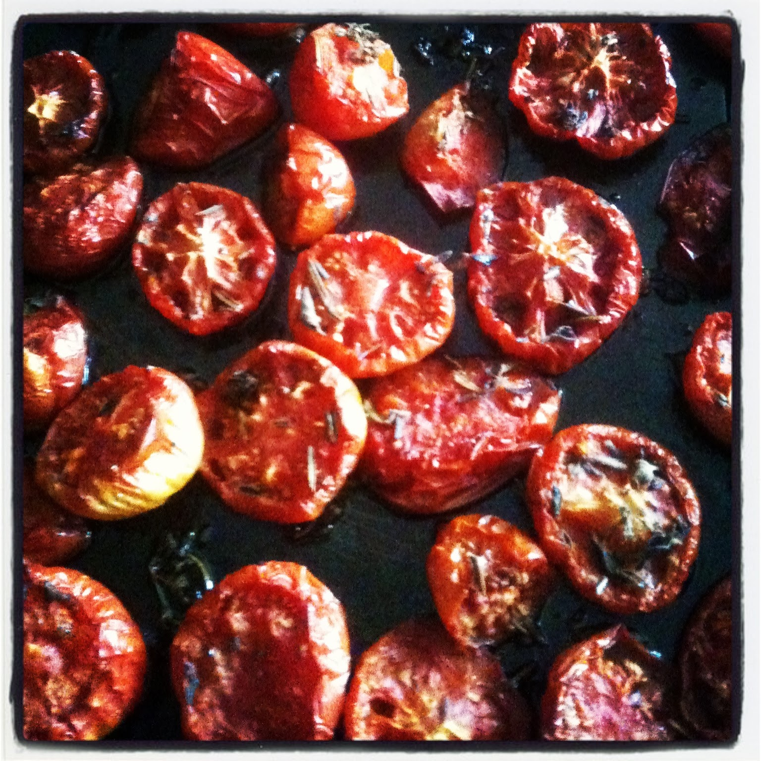 The best of both world for freezing and preserving tomatoes for a larder or freezer.