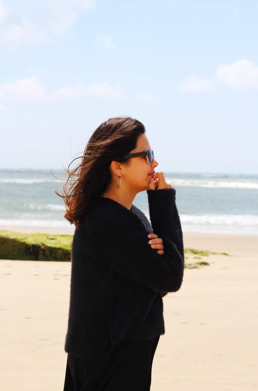 blogger pensativa