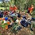 5°GBM conclui I Treinamento de Formação de Brigada Voluntária de Combate a Incêndios Florestais para civis e militares, em Canavieiras (BA)
