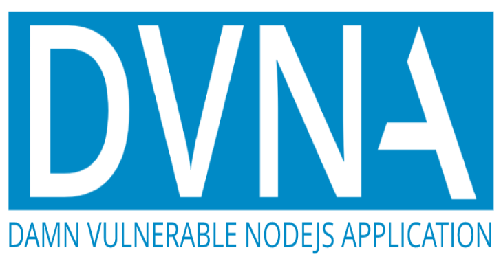 DVNA : Damn Vulnerable NodeJS Application