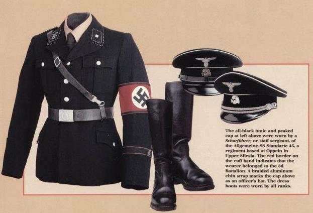 The Nazis Influenced Fashion