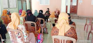 Babinsa Peltu K Chandra Edukasi Masyarakat Pentingnya Prokes