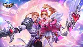 Download Script Skin Alucard - Romantic Fantasy (Mobile Legend)