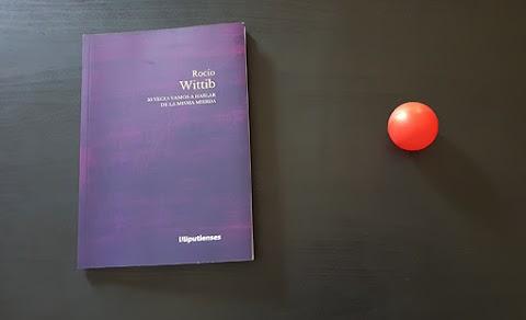 Rocío Wittib en nuestro «Lunes de Poesía»