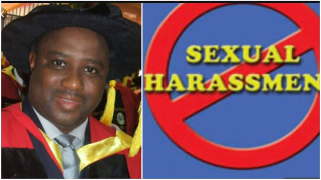 Nigerian lecturer cum pastor allegedly caught seeking sex from admission seeker [Video]