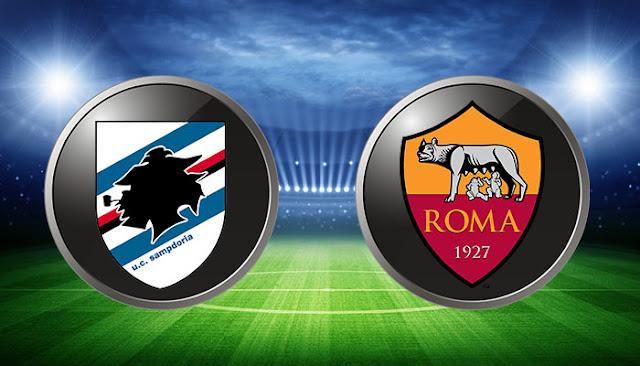 Sampdoria vs Roma Full Match & Highlights 24 January 2018