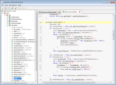 JADX Screenshot
