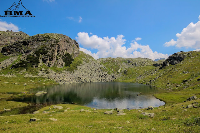 wandern Montafon - Paznaun - tirol  - Vorarlberg