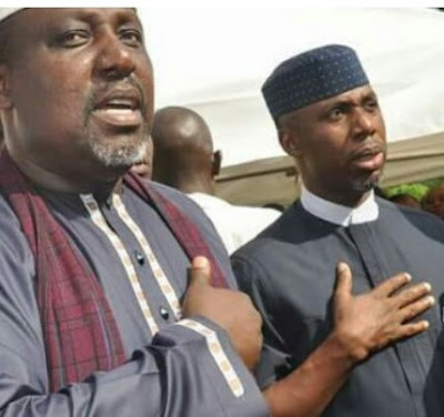 ''My son-in-law has what it takes to succeed me'' Governor Okorocha says