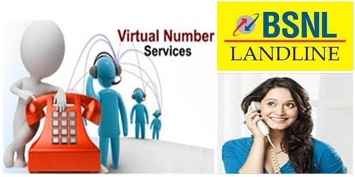 BSNL Aseem 99 virtual landline plan