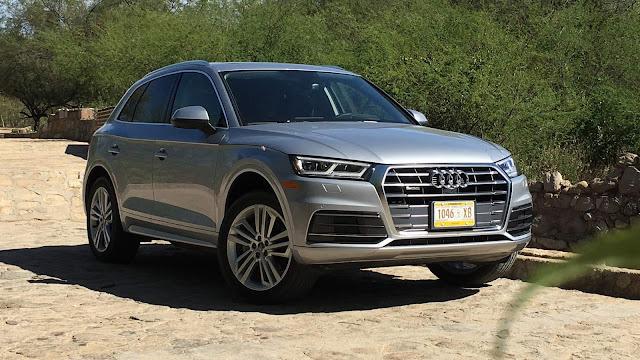 Novo Audi Q5 2018 Quattro
